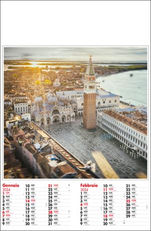 Calendario immagini italia