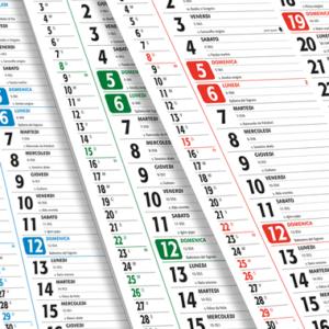 Calendari da Parete Olandesi