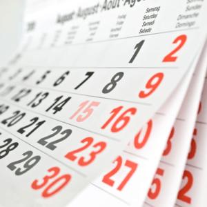 Calendari da Parete a Blocchi